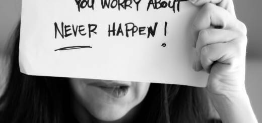 A Different Outlook on Worry